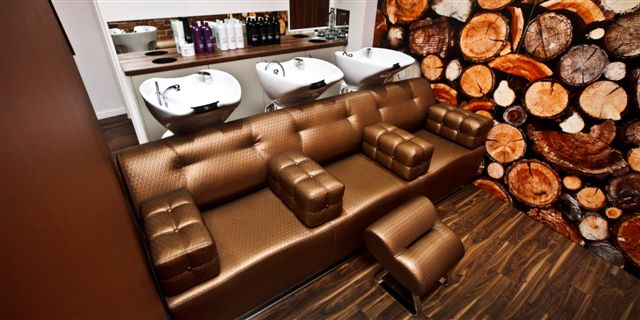 Hairdressers furniture, choose design and quality.
