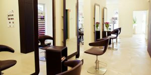 furniture for hairdressers