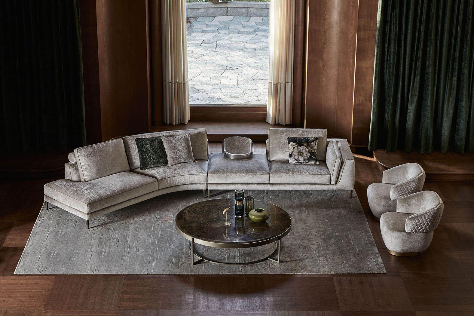 arredamento di lusso moderno classico e di design